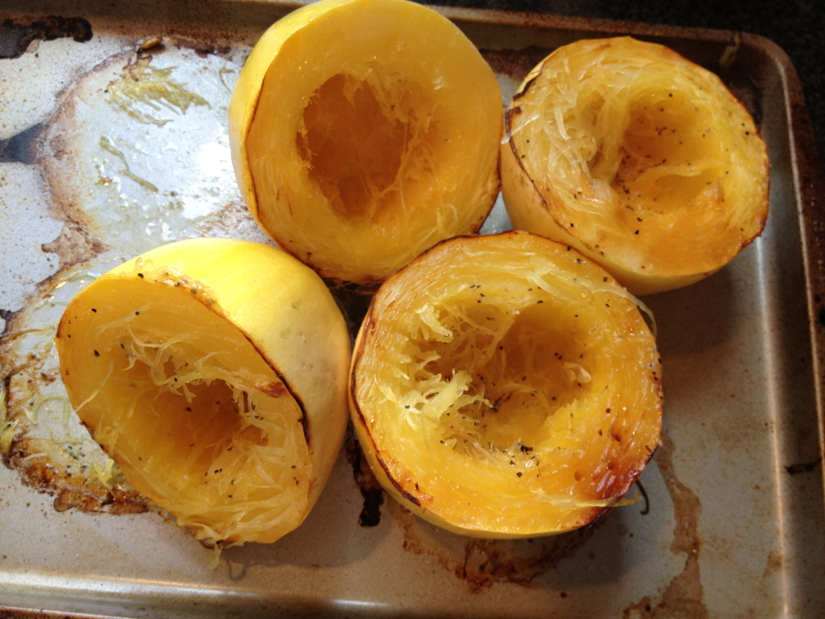 how to cook spaghetti squash whole foods