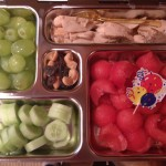 Grilled Chicken Lunchable