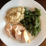 Crock Pot Chicken Dinner
