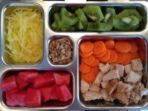 Lane Lunch April 22