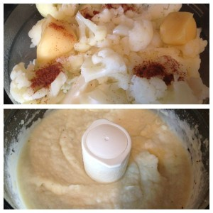 Cauliflower Mash 1