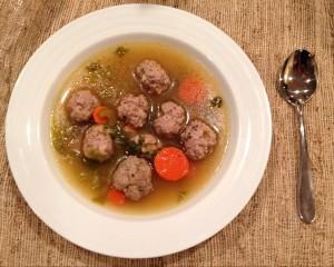 Italian Weddin Soup