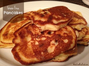 Grain Free Pancakes Final