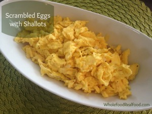 Scrambled Eggs Shallots Final