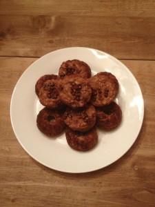 Banana-Coconut-Muffins