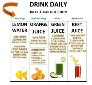 drink daily