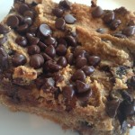 Banana Cookie Bar