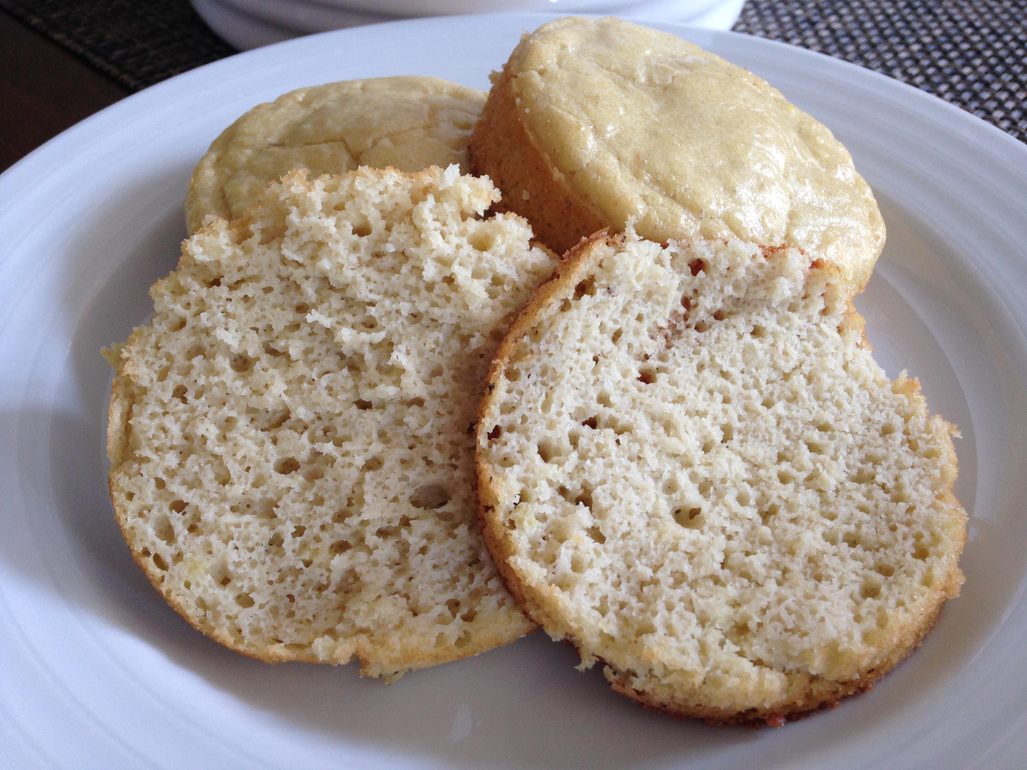Grain-Free Sandwich Rolls